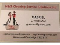 domestic commercial cleaning