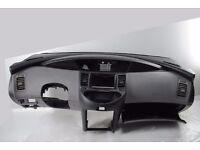 Left hand drive European complete full frame dashboard Nissan Primera P12 2003 - 2008 LHD conversion