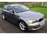 2010 BMW 118d SPORT 95k, both keys hist cheap road tax, 50+ mpg 12 month warranty LOVELY SPORTY CAR
