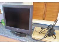 Hitachi Computer Monitor