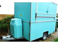 10ft by 6 ft catering trailer