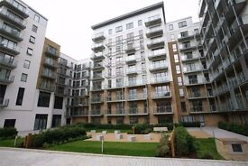 Large apartment with two bathrooms situated within a luxury Canal side development