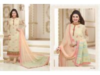Awesome look wear salwar suit with dupptta