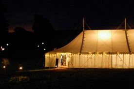 Marquees for sale and hire
