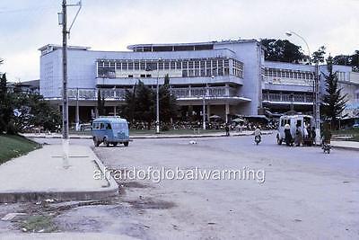 Photo. 1969-70. Vietnam. Dalat Market