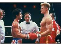 Wanted Rocky 4 dvd
