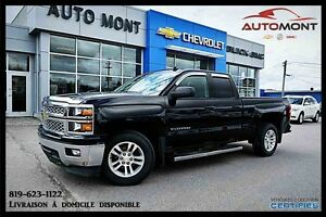 2014 CHEVROLET SILVERADO 1500 4WD DOUBLE CAB GROUPE EDITION SPEC
