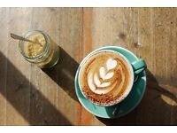 CAFE ASSISTANT - West Hampstead -