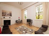 Short Term Let Luxury one bed with Balcony in Belsize Park. bills included