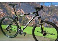 Cannondale Trail 1 29er RRP£879 2015 Mountain bike