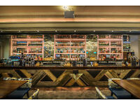 Chef de Partie & Pizza Chef needed for new Central London Bar & Kitchen!