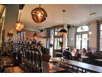 Part Time Experienced Bar/Waiting Staff Required - Immediate Start NW3