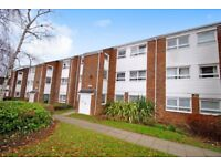 A SPACIOUS ONE BEDROOM top floor PURPOSE BUILT FLAT within easy access of Woodside Park Station