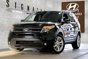 2014 Ford Explorer TECH PACK. 6000$ OPTION INCL. NAVIGATION DVD