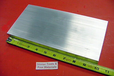 1 X 4 Aluminum 6061 Flat Bar 10 Long Solid T6511 Plate New Mill Stock 1.00