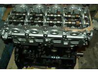 2005-2008 NISSAN NAVARA D40 2.5 TD DCi YD25 RECONDITIONED ENGINE EUR0 4 MODELS
