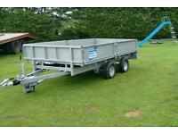 Ifor Williams trailer 10x5-6 alloy floor/ramps