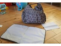 Smart Baby Changing Bag