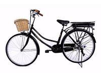 Brand New Electric Bike Go Go Classic Black