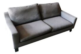 Dwell Grey Sofa