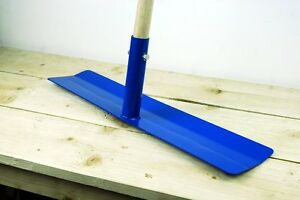 Heavy Duty Concrete Placer Tool - Tamper Spreader Float Rake