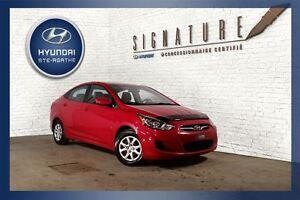 2013 Hyundai Accent GL+8 PNEUS+A/C+TOUT ÉQUIPÉ++