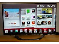 """42"""" LG Full HD LED Smart TV with built-in Freeview HD & Wi-Fi"""
