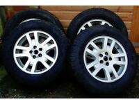 Wanted Land Rover Freelander 2 wheel rims