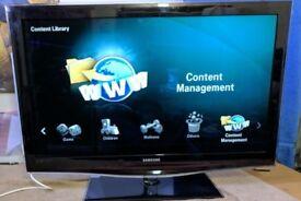 "Samsung LE-40B651T3W 40"" 1080p HD LCD Television"