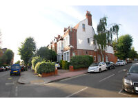 Refurbished two double bedroom flat in West Hampstead
