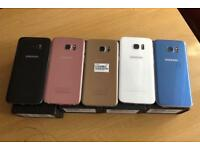 Samsung Galaxy s7 edge 32gb Unlocked All colours Limited Stock call today