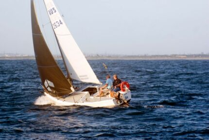 J24 yacht - well maintained and ready to go