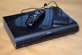 Sky DRX895 Sky+ HD 3D Digibox 2TB (1.5TB personal space) + Remote & WiFi box VGC FWO