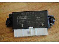 2013 - 2017 VW GOLF MK7 3DR PDC Parking Sensor Control Module 5Q0919294E
