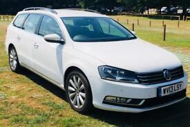 2013 VW Passat Estate 2.0 TDI Highline