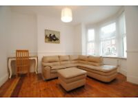 A newly refurbished five bed house with two bathrooms and private garden available now