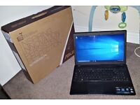 Asus X54H laptop, Core i3, 4gb ram, 500gb hdd, boxed