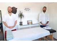 4 Hands Male Massage