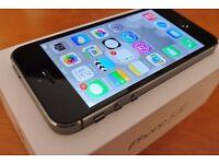 APPLE IPHONE 5S - SPACE GREY - 16GB - UNLOCKED