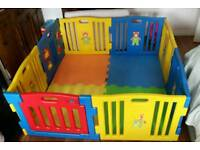SOLD pending collection MCC Extra large baby/Toddler play pen