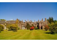 Housekeeper wanted for immediate start for 4 star country house hotel on the shores of Loch Awe