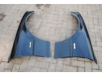 BMW E46 Coupe Pre Facelift Front Wings