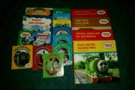 Thomas the tank, postman pat & Bob the builder books