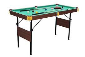 4.5ft pool table