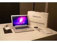 "2.2Ghz Quad Core i7 17"" Apple MacBook Pro 8GB 500GB Logic Pro X Pro Tools 10 Ableton Final Cut Pro"