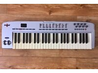 Oxygen 49 Electric Keyboard - 4 octave piano