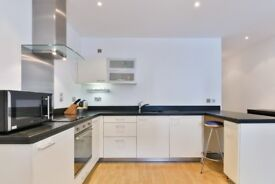 *NO ADMIN FEE * ON THIS AMAZING FURNISHED STUDIO ATT THE HEART OF CANARY WHARF E14 MB