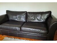 Sofa NEXT leather