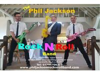 Rock N Roll 1950s Christmas Party Band Suffolk, Norfolk & Essex