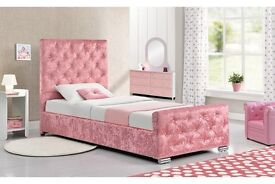 Princess Single Bed Frame 3ft single Brandnew in the box Can Deliver